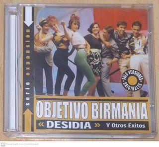 OBJETIVO BIRMANIA (DESIDIA Y OTROS EXITOS) CD 2002