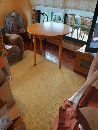 Mesa camilla, madera