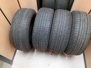 Vendo ruedas de coche
