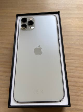 iPhone 11 Pro Max Blanco