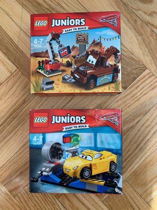 2 LEGO de CARS nuevos