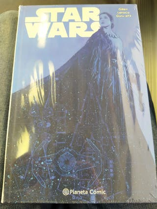 comic... star wars. planeta comic