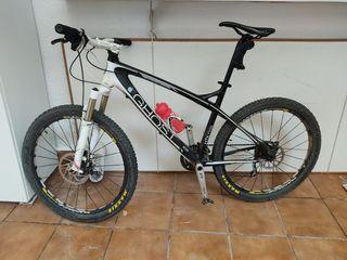 bicicleta ghost talla M
