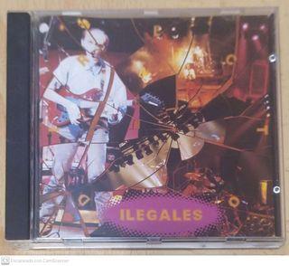 ILEGALES (DIRECTO) CD 1990