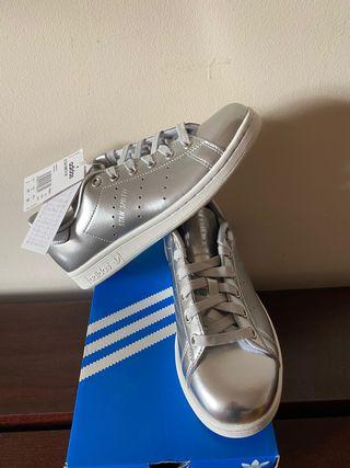 zapatillas nuevas Adidas Stan Smith 37.5