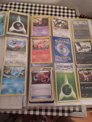 lote cartas de Pokémon