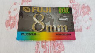 CINTA FUJI VIDEO 8mm P5-60 videocámara