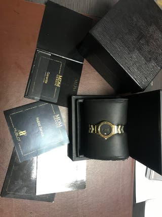 Reloj Hublot oro con diamantes 28 m