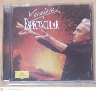 KARAJAN (KARAJAN ESPECTACULAR) CD 1998