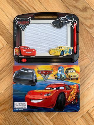 Libro de actividades de CARS nuevo