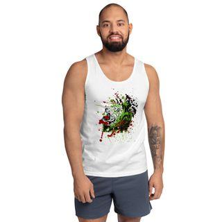 Camiseta de tirantes Tiger Do it
