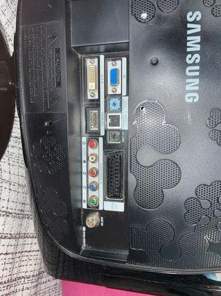 Tv monitor samsung syncmaster 20
