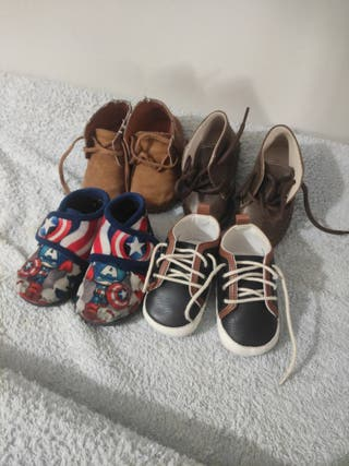 Zapatos bebé 19-20