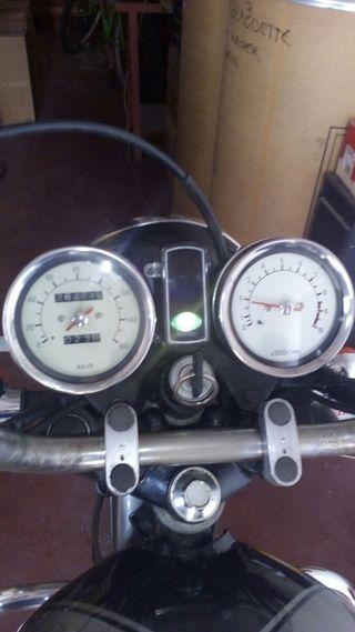 Yamaha 250cc Especial