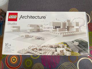 Lego 21050 Architecture Studio. Año 2013