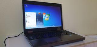 Ordenador portatil HP i5 probook 6560B