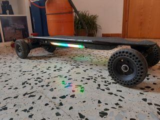 longboard patinete electrico
