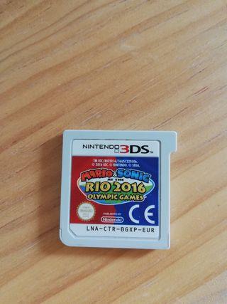 Videojuego Nintendo 2ds o 3ds