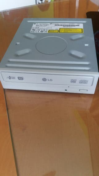 Grabador DVD LG
