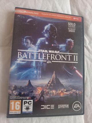 Star Wars Battlefront 2 juego PC