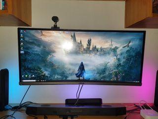 Monitor Gaming 34 pulgadas