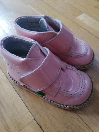 Zapatos bebe niña Andanines Numero 20
