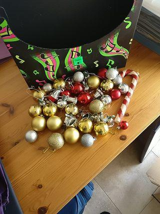 Navidad adornos para árbol