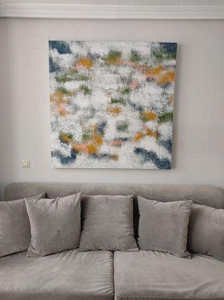 cuadro gran formato Abstracto