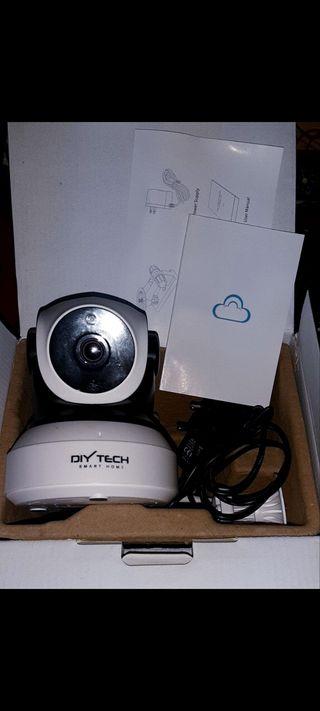 Cámara IP WIFI HD. Vigilancia