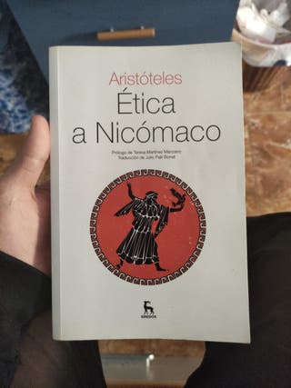 ARISTÓTELES, ÉTICA A NICÓMACO