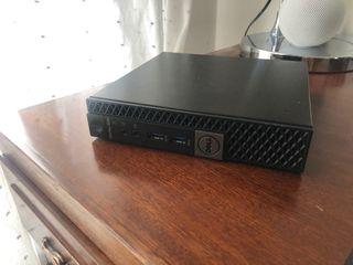 Mini PC Dell Intel i3, 8Gb RAM, 512 Gb HDD