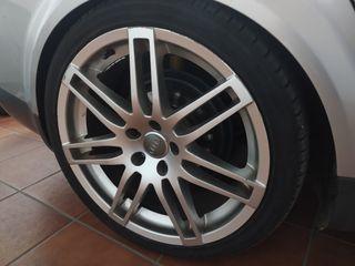 llantas Audi RS4 19 REPLICA con Pirelli PZero