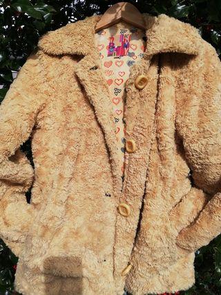 chaquetón, abrigo Roxy, mujer