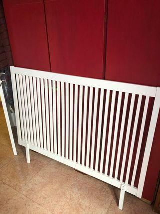 Cabecero Bardu Ikea 140 cm
