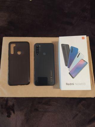 Vendo teléfono Xiaomi Redmi Note 8T