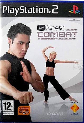 Kinetic Combat Playstation PS2