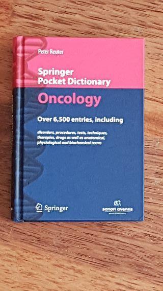 diccionario de oncología (en inglés)