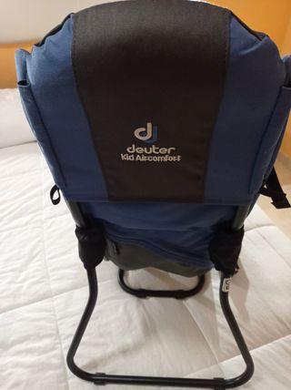 Mochila portabebés Deuter Kid Air Confort