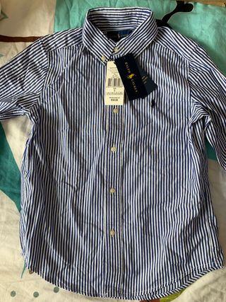 Se vende camisa niño polo ralph lauren