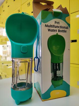 Bebedero Multifuncional para perro