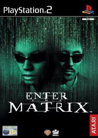 Enter the Matrix, Playstation Ps2