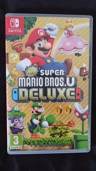 new super Mario Bros Nintendo switch