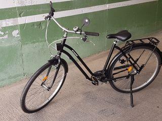 Bicicleta de paseo talla L de 1,60cm a 1,90cm