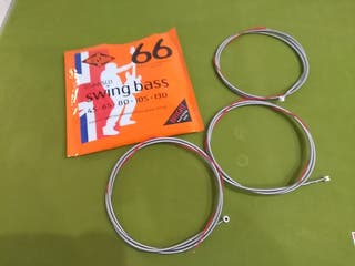 3 Cuerdas Bajo Eléctrico Si (B) Rotosound