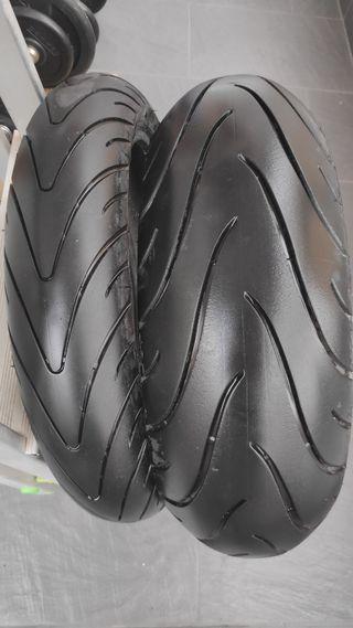Neumáticos Moto Michelin Pilot Road 2