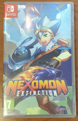 Nexomon Extinction para Switch