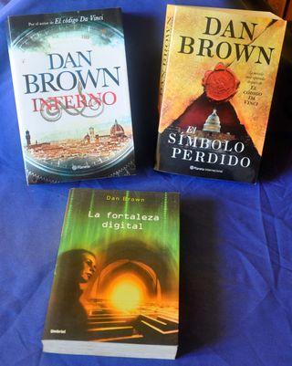 Novelas Dan Brown