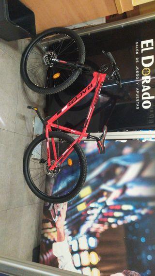 "Bicicleta MTB 29"" talla L"