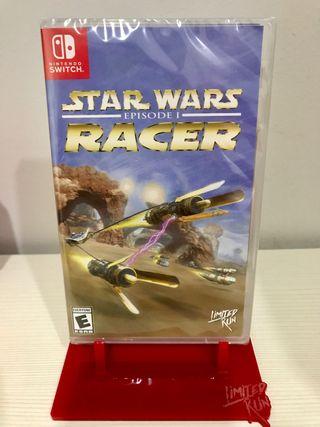 Star Wars Racer Nintendo Switch