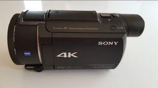 Video cámara Sony Handycam FDR-AX53 4K